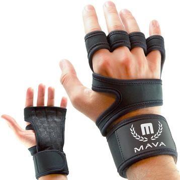 Trainingshandschuhe Crossfit Handschuhe Pull Up Grips GEWICHTHEBER-HANDSCHUHE