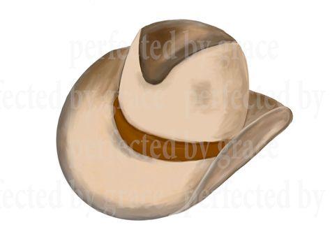 Western Cowboy Hat Clip Art Png Transparent Background Etsy Western Cowboy Hats Cowboy Hats Hat Clips