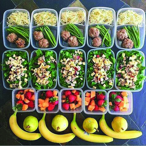 Spicy Healthy Lunch Ideas For Work Uk To Share With Those You Love Meals Meals For The Week Healthy Lunch