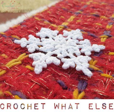 @colors.4.life شكرًا على الشرح الجميل استمتعت بتنفيذها والنتيجة أسعدتني 😍❤ #hooktober #winter #3rd  #crochet_what_else #crocheting #crochethook #yarn #white #snow #cold #art #snowfallfx  #challenge #hoppy #amigurumis #amigurumi #amigurumitoy #hand #made #with #love #egypt