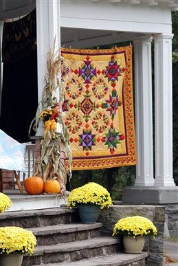 Airing of the Quilts, 1st weekend in October, Tunkhannock, PA ... : airing of the quilts tunkhannock pa - Adamdwight.com