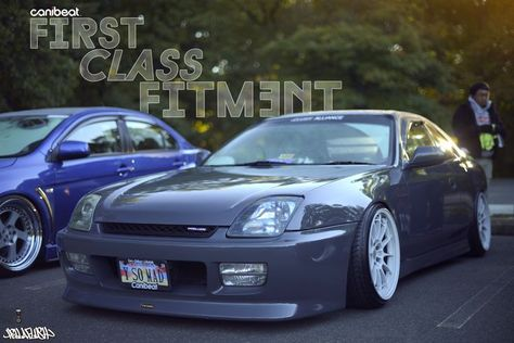 Honda First Class Fitment by Canibeat Fatlace™ Since 1999 sick cars
