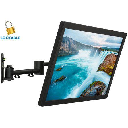5 x Full Motion TV Wall Mount Bracket 13 32 37 42 47 50 Inch LED LCD Flat Screen