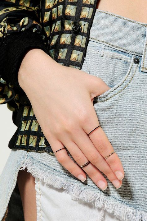 Minimalist Jewelry Is Trending: 13 Pieces to Buy and How to Style Them   StyleCaster