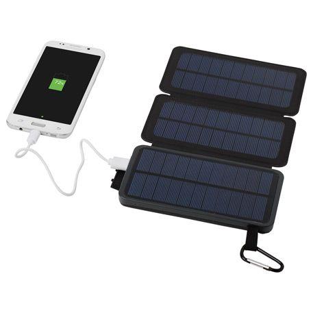 Cosmic 8 000 Mah Power Bank With Dual Panels 7121 34 Powerbank Solar Charging Cosmic