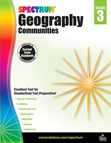 DOWNLOAD PDF] Spectrum Geography Grade 3 Communities Free