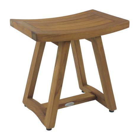 AquaSense Adjustable Bath and Shower Chair | Bathroom | Pinterest ...