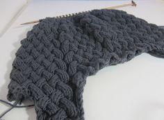 Comment Faire Une Torsades Tresse Tricot Et Crochet