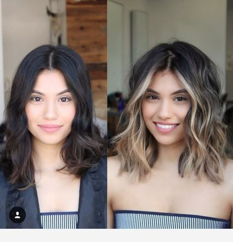 Awesome before and after with and without makeup