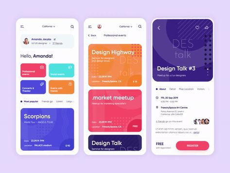 12 Beautiful Mobile App UI Animations Inspiration — Interface Market