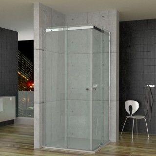 Mamparas de ducha a medida mamparas de ba o baratas - Mampara bano barata ...