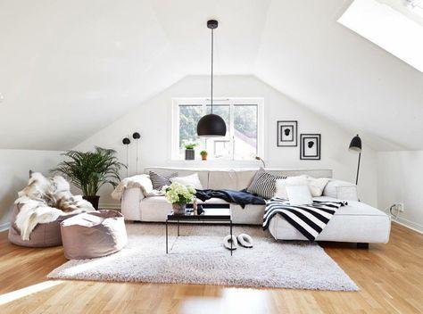 ehrfurchtiges mein neues wohnzimmer am bild oder bbddcabdabae attic living rooms attic spaces