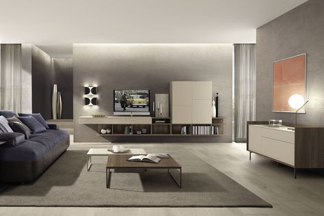 modern TV units for small living room designs Living rooms