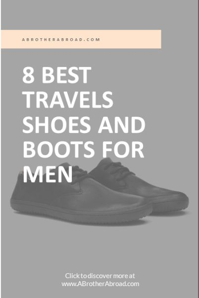 lightweight travel shoes mens