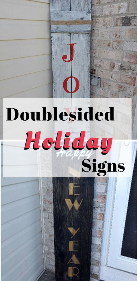 ad Super cute doublesided holiday...