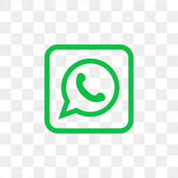 Whatsapp Social Media Icon Design Template Vector Whatsapp Logotipo Whatsapp Icone Logo Clipart Icones Whatsapp Icones Sociais Imagem Png E Vetor Para Downlo Social Media Icons Social Media Icons Free Vector