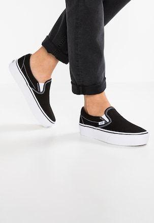 chaussure vans femme mocassin