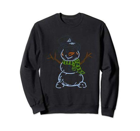 snowman funny humor phrase saying year merry pun joke happy new year 2019 shirt gift love pig christmas xmas santa claus bad santa snow