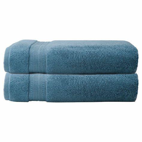 Charisma 100 Hygro Cotton 2 Piece Bath Towel Set Towel Set