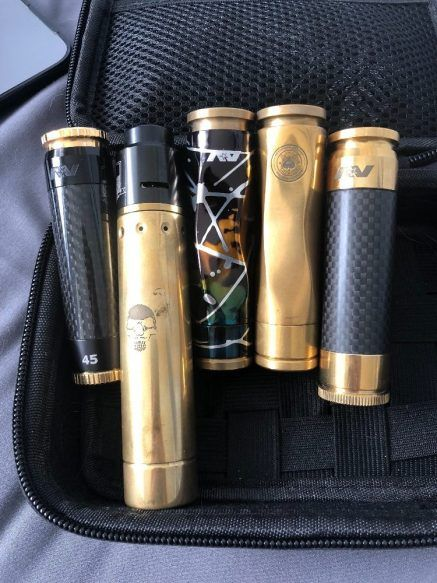 WTS – My AV/Complyfe Collection | High End Mech Mods for
