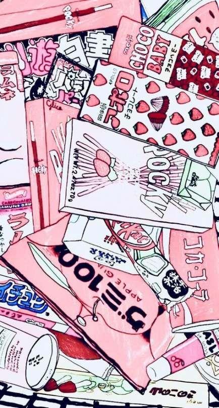 28 Trendy Wall Paper Iphone Cute Vintage Wallpapers Aesthetic Iphone Wallpaper Kawaii Wallpaper Wallpapers Vintage