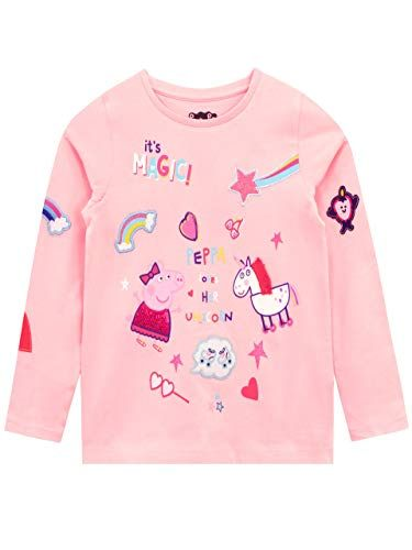 Peppa Pig T-Shirt Fille