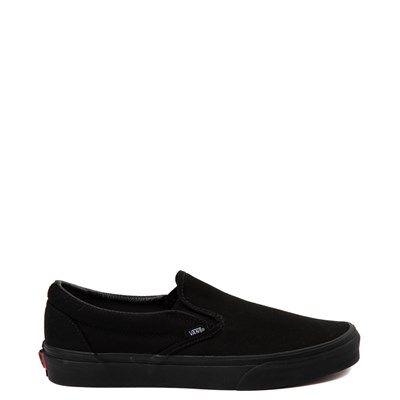 Vans Slip On Skate Shoe - Black