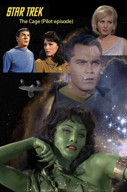 Star Trek The Original Series List in order