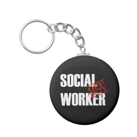 social worker off duty