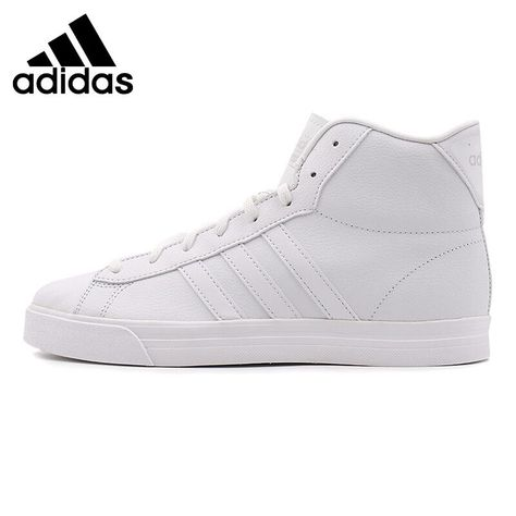 promo code 3d293 b3560 Original New Arrival 2017 Adidas NEO Label CF SUPER DAILY MID Men s  Skateboarding Shoes Sneakers