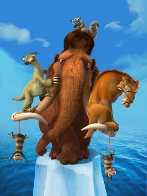 Ice Age The Meltdown Poster In 2020 Ice Age Ice Age Movies
