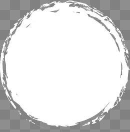 White Fresh Circle Free Photoshop Resources Circle Clipart Circle