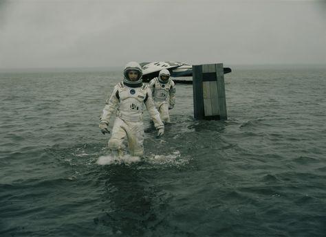 星際啟示錄/星際效應(Interstellar)劇照