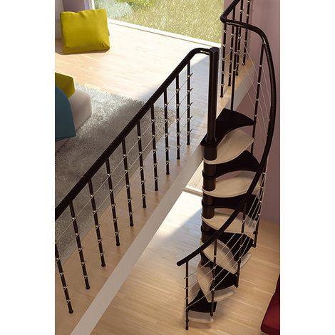 A Escalier Gain De Place Reglable De 2 40m A 2 84m Small I 11 En 2020 Escalier Gain De Place Escalier En Colimacon Idees Escalier