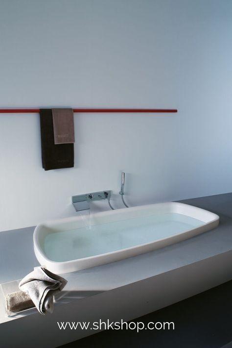 Laufen Badewanne Palomba Einbauversion 1800x900x455 Wei