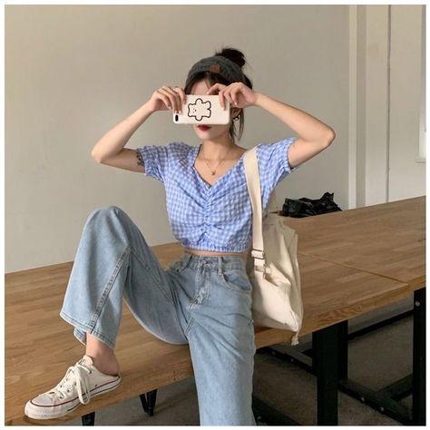 korean summer outfits