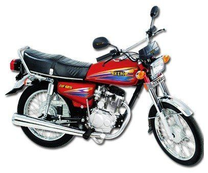 Get Complete Information For Asia Hero 125cc Self Start New Model