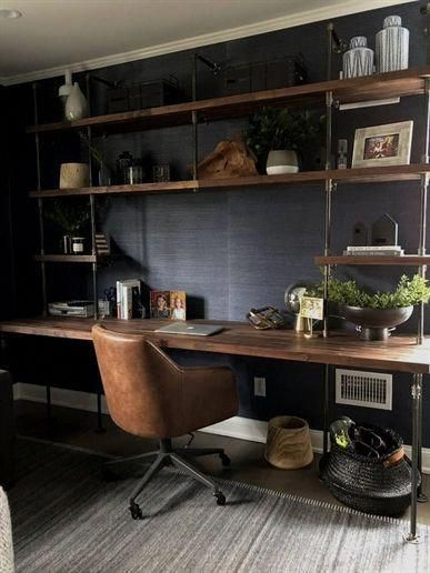 Office Table Decoration Home Study Decorating Ideas