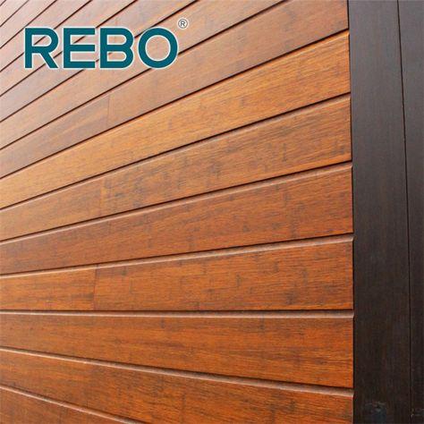 Bamboo Wall Cladding Bamboo Wall Paneling Waterproof Fireproof