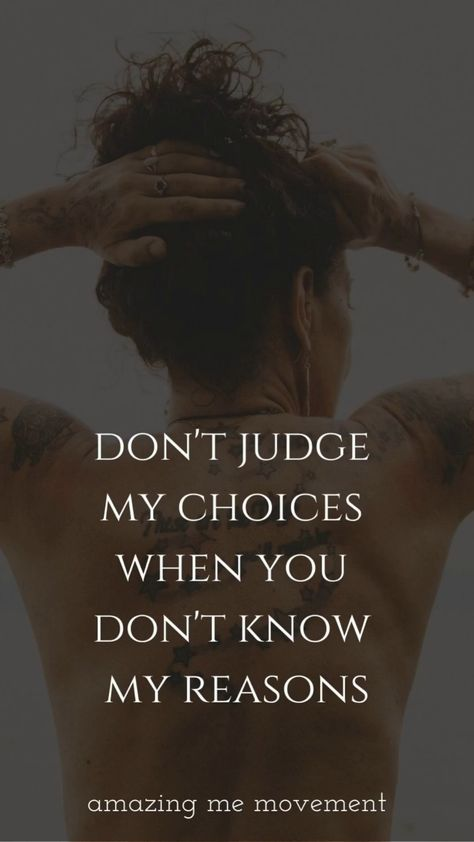 Here are 8 reasons why you should never judge people. Judging others is ugly and mean. inspirational video quotes|video quotes|confidence quotes|quotes for strong women|strong women quotes|amazing me movement