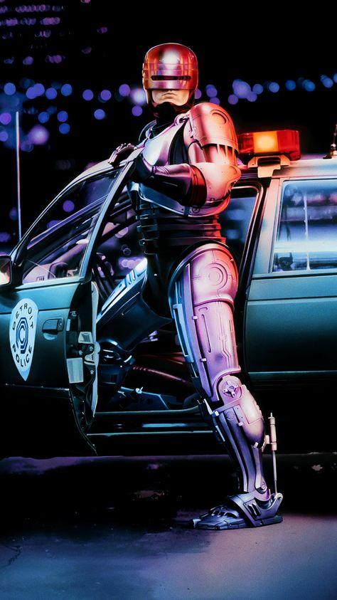 RoboCop (1987) Phone Wallpaper | Moviemania
