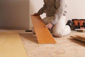 Removing Laminate Flooring, How To Seal Laminate Flooring Edges