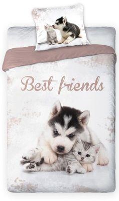 Posciel Mlodziezowa York 160x200 Psy Pies Pieski 6800115210 Oficjalne Archiwum Allegro Animals Dogs Best Friends