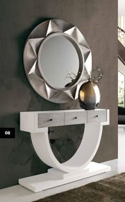 Modern Console Table Mirror Design Ideas 2019 Modern Console Tables Modern Console Console Table
