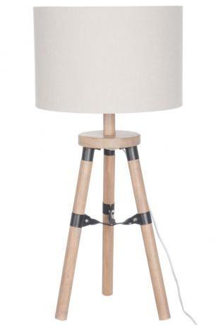 Lampe Fuss Beige