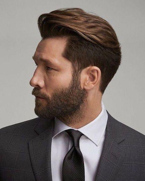 38 maneiras de combinar seu corte de cabelo e barba