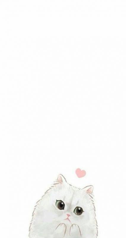 61 Ideas Cats Wallpaper Iphone Pictures Cat Phone Wallpaper Cute Cat Wallpaper Cat Wallpaper