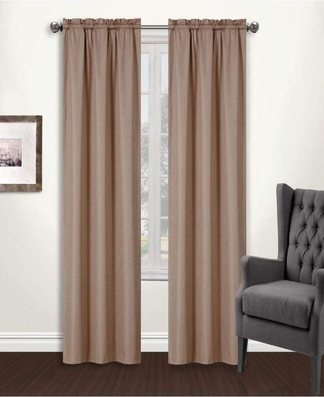 United Curtain Co Inc Serena 37 X 84 Window Panel Reviews