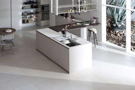 cocinas en l con isla modernas - Buscar con Google - cocinas en l