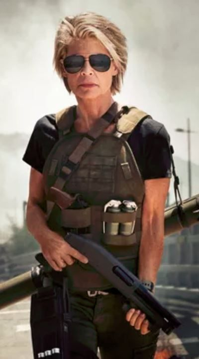 Sarah Connor Makes The Most Badass Return In The First Official
